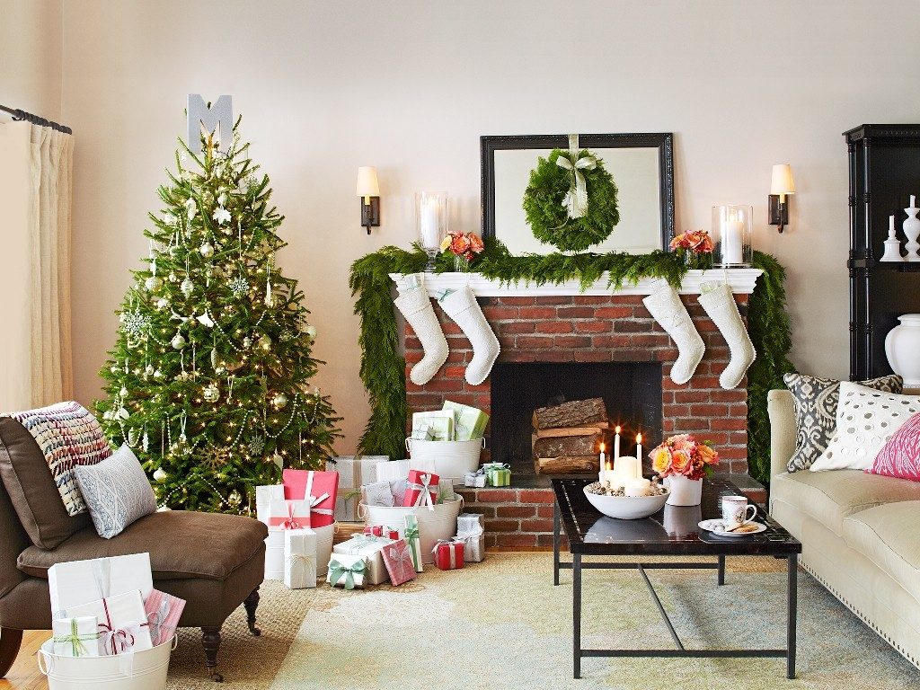 Christmas-Decoration-Trends-2017-29 75 Hottest Christmas Decoration Trends & Ideas 2019