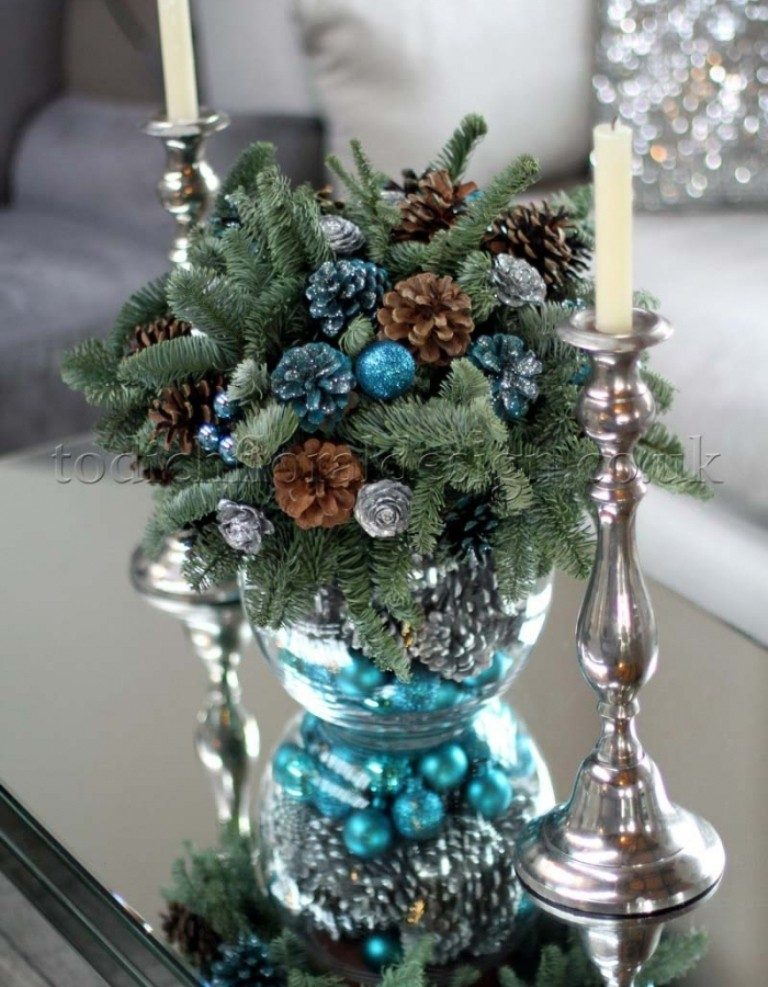 Christmas-Decoration-Trends-2017-37 75 Hottest Christmas Decoration Trends & Ideas 2019