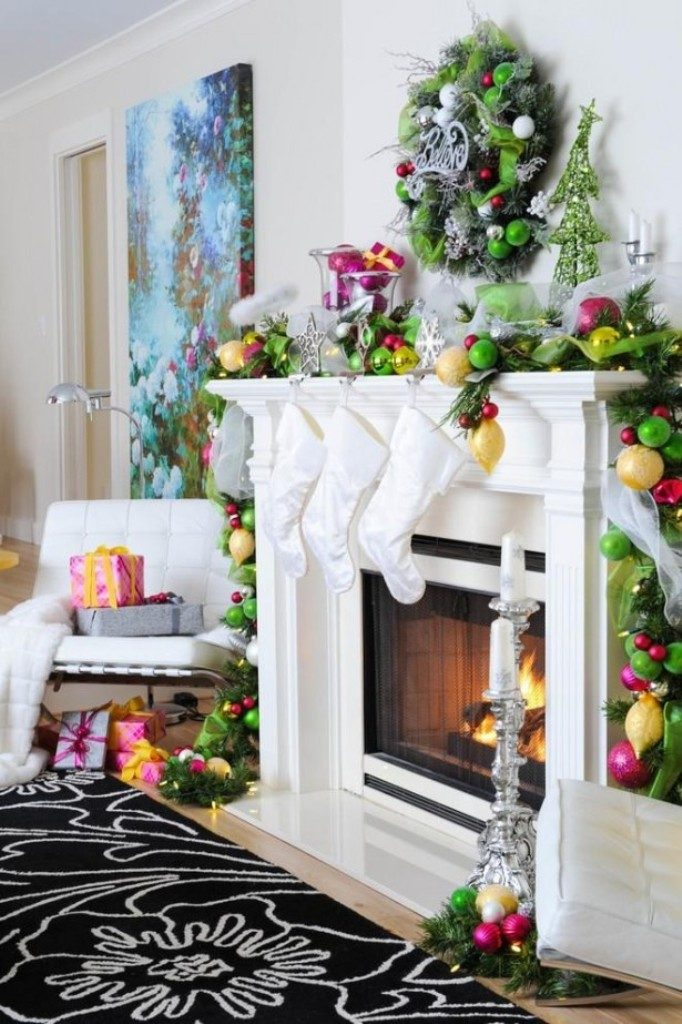 Christmas-Decoration-Trends-2017-44 75 Hottest Christmas Decoration Trends & Ideas