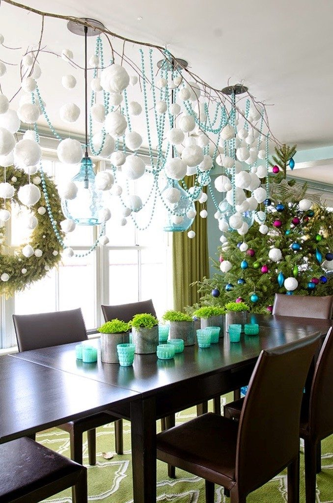Christmas-Decoration-Trends-2017-49 75 Hottest Christmas Decoration Trends & Ideas 2019