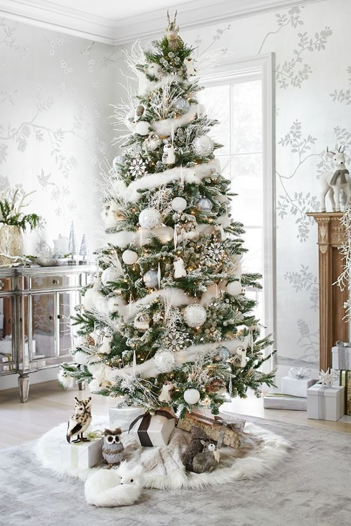 Christmas Tree Trends 2019 75 Hottest Christmas Decoration Trends & Ideas 2019 | Pouted.com