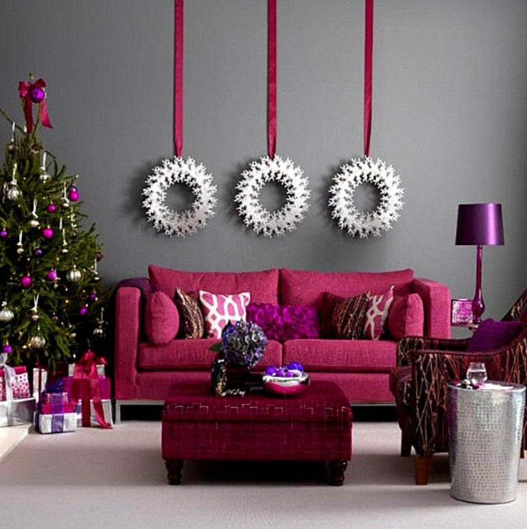 Christmas-Decoration-Trends-2017-52 75 Hottest Christmas Decoration Trends & Ideas 2018-2019