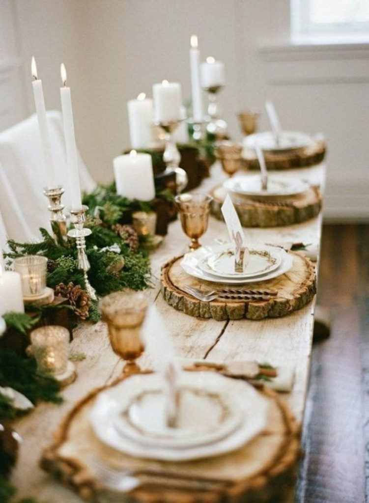 Christmas-Decoration-Trends-2017-59 75 Hottest Christmas Decoration Trends & Ideas 2019