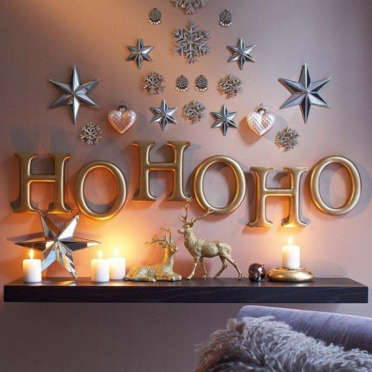Christmas-Decoration-Trends-2017-70 75 Hottest Christmas Decoration Trends & Ideas 2019
