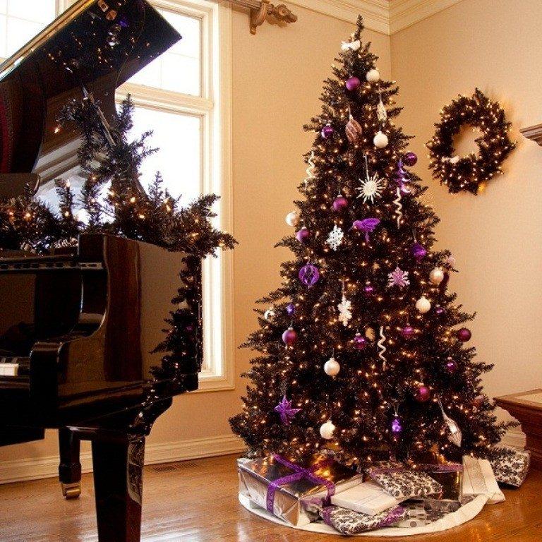 Christmas-Decoration-Trends-2017-9-1 75 Hottest Christmas Decoration Trends & Ideas
