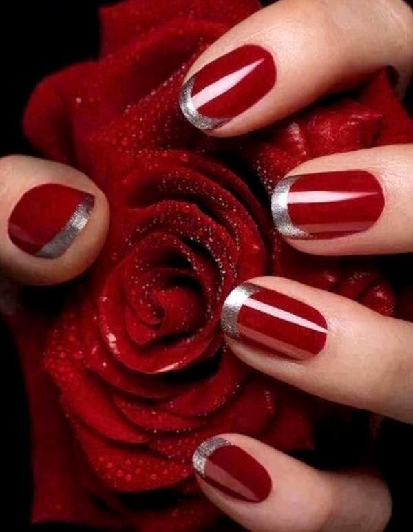 Christmas-Nail-Art-Design-Ideas-2017-14 88 Awesome Christmas Nail Art Design Ideas 2018/2019