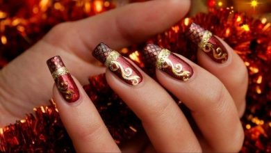 Photo of 88 Awesome Christmas Nail Art Design Ideas 2018/2019