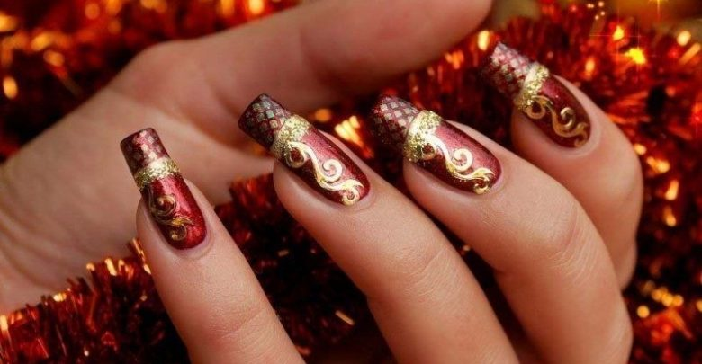 Nail Designs For Christmas 2019.88 Awesome Christmas Nail Art Design Ideas 2018 2019
