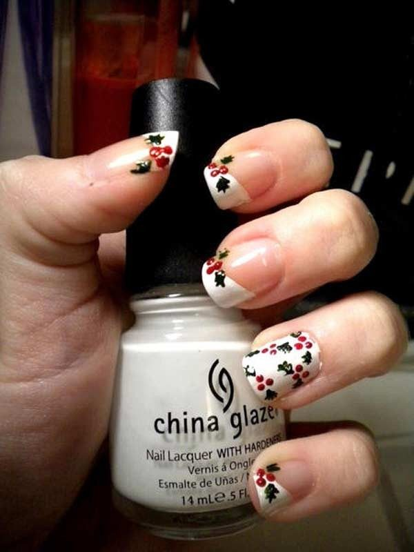 Christmas-Nail-Art-Design-Ideas-2017-31 88 Awesome Christmas Nail Art Design Ideas 2017