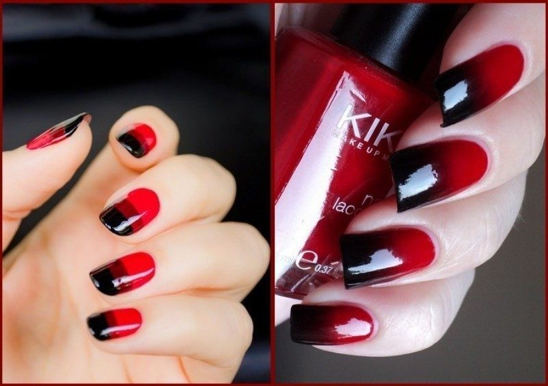 Christmas-Nail-Art-Design-Ideas-2017-82 88 Awesome Christmas Nail Art Design Ideas 2018/2019