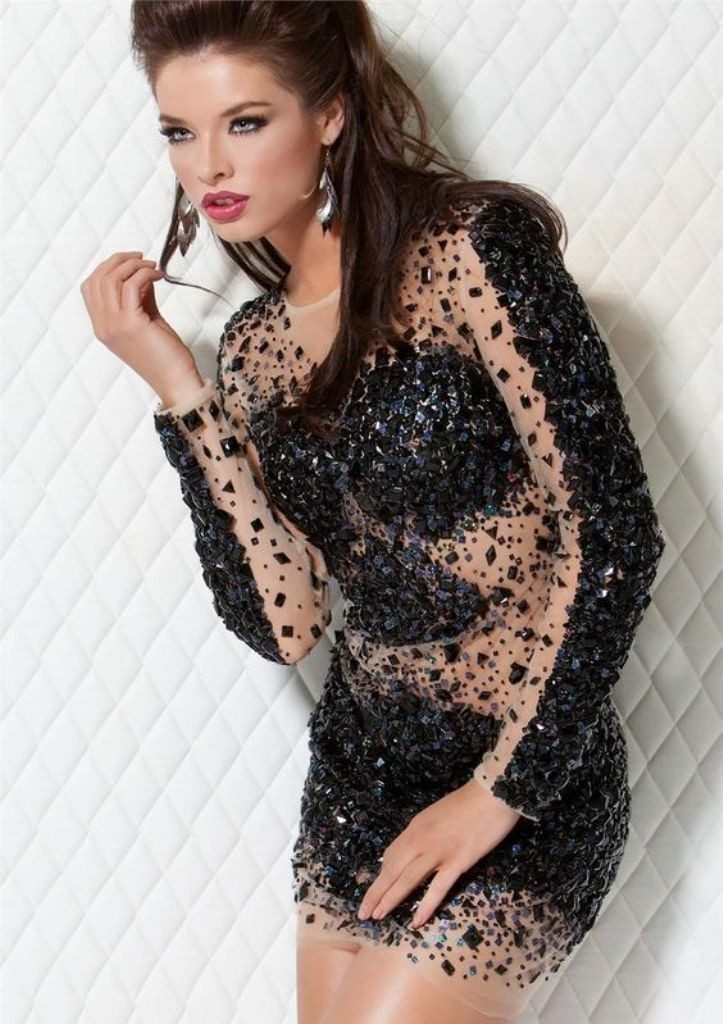 Christmas-and-New-Years-Eve-Dresses-2017-13 70 Fabulous Christmas and New Year's Eve Dresses 2019 - 2020