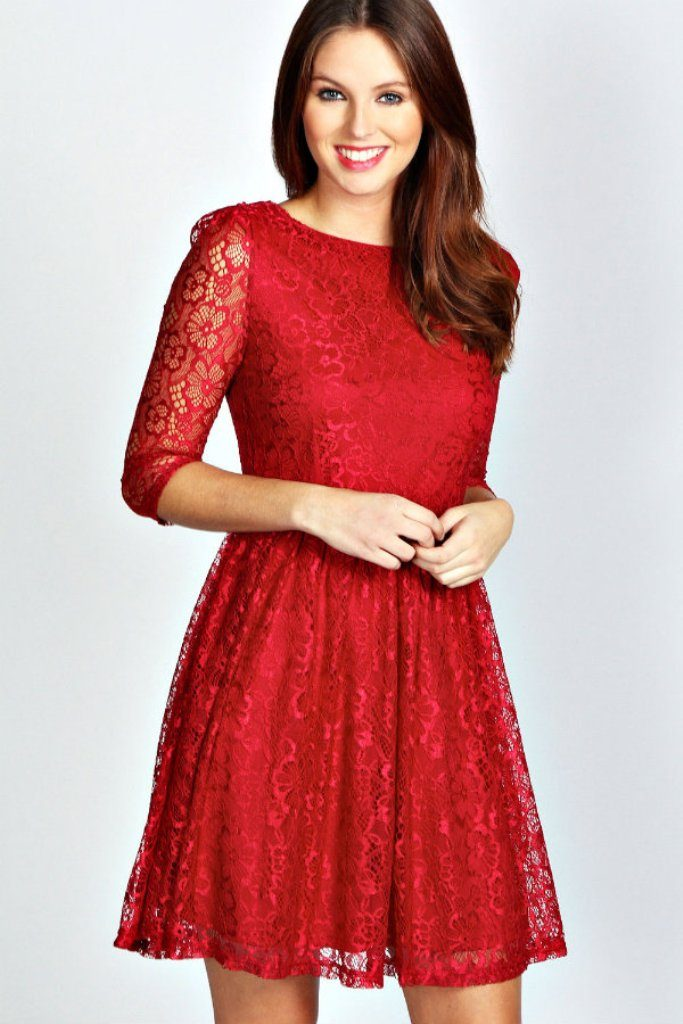 Christmas-and-New-Years-Eve-Dresses-2017-16 70 Fabulous Christmas and New Year's Eve Dresses 2019 - 2020