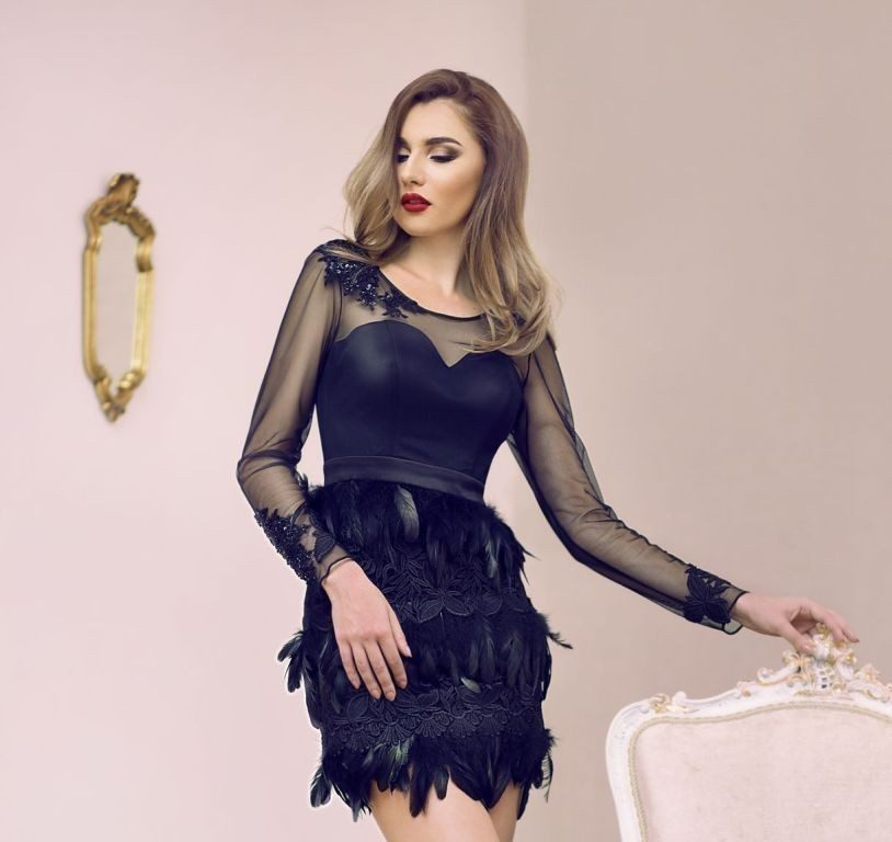Christmas-and-New-Years-Eve-Dresses-2017-7 70 Fabulous Christmas and New Year's Eve Dresses 2020