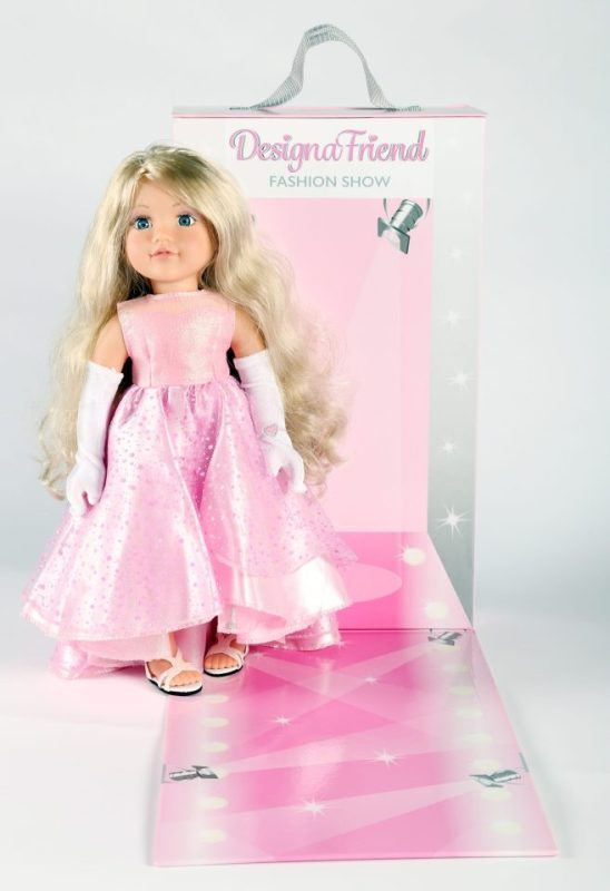 Design-a-Friend-Tiffany 20+ Must Have Christmas Toys for Children in 2020