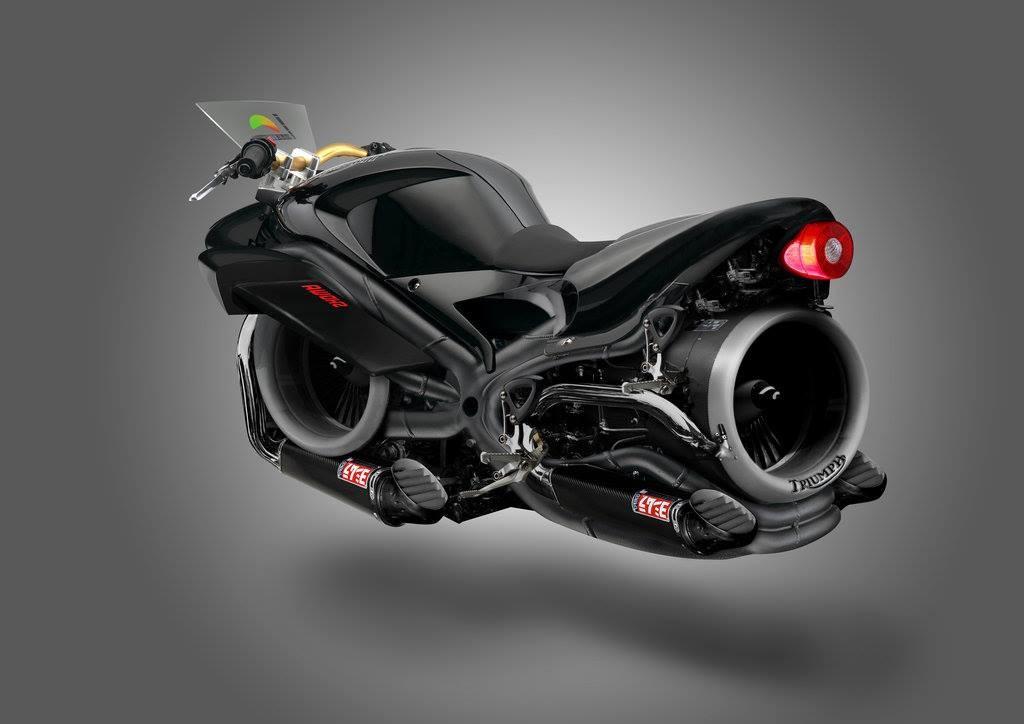 Flying-Bike-Concept 20+ Most Creative Future Bike Design Ideas