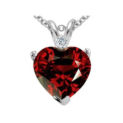 Garnet5 How Do You Select Gemstones For Young Girls?