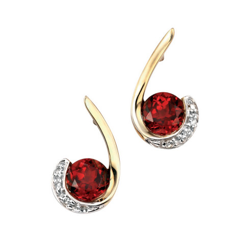 Garnet7-475x475 How Do You Select Gemstones For Young Girls?