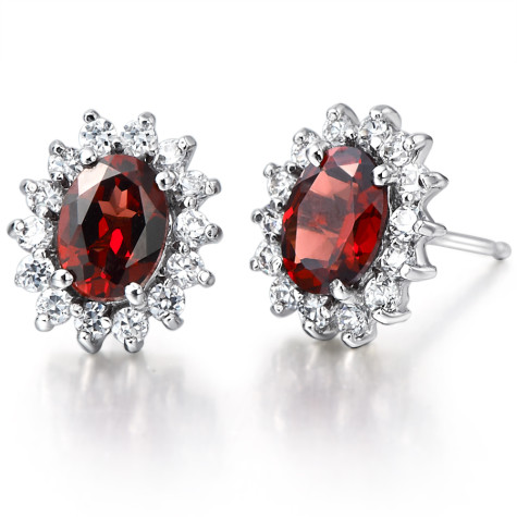 Garnet9-475x475 How Do You Select Gemstones For Young Girls?