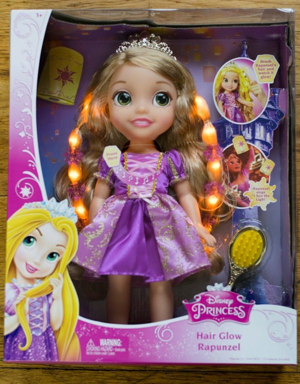 Hair-Glow-Rapunzel 20 Must Have Christmas Toys for Children 2017