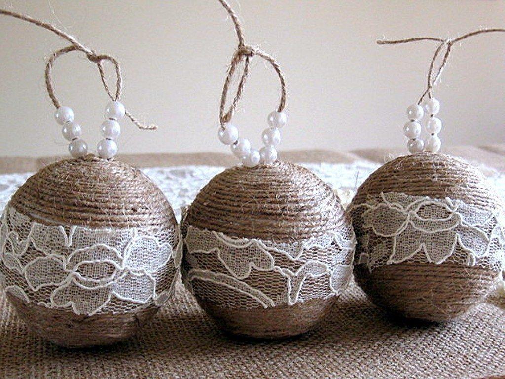 Handmade-Christmas-Decoration-Ideas-2017-11 67 Adorable Handmade Christmas Decoration Ideas 2018-2019