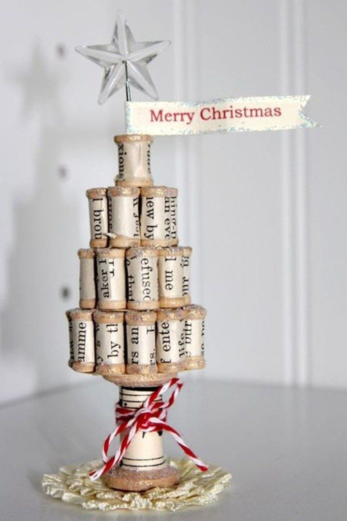 Handmade-Christmas-Decoration-Ideas-2017-14 67 Adorable Handmade Christmas Decoration Ideas 2018-2019