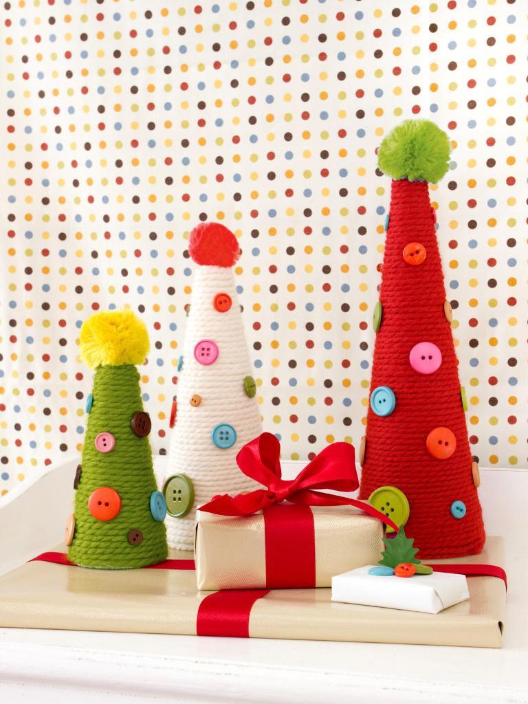 Handmade-Christmas-Decoration-Ideas-2017-16 67 Adorable Handmade Christmas Decoration Ideas 2018-2019