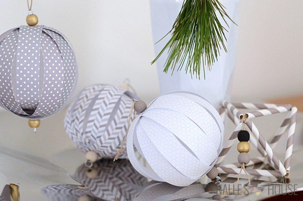 Handmade-Christmas-Decoration-Ideas-2017-17 67 Adorable Handmade Christmas Decoration Ideas 2018-2019
