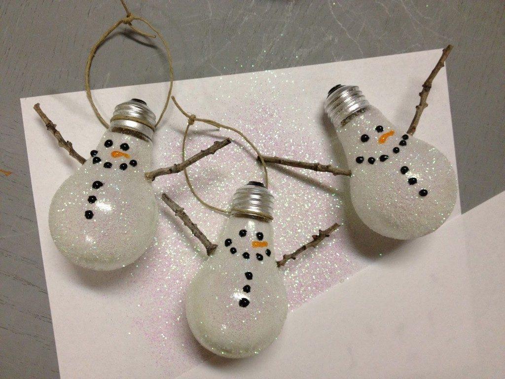 Handmade-Christmas-Decoration-Ideas-2017-19 67 Adorable Handmade Christmas Decoration Ideas 2020