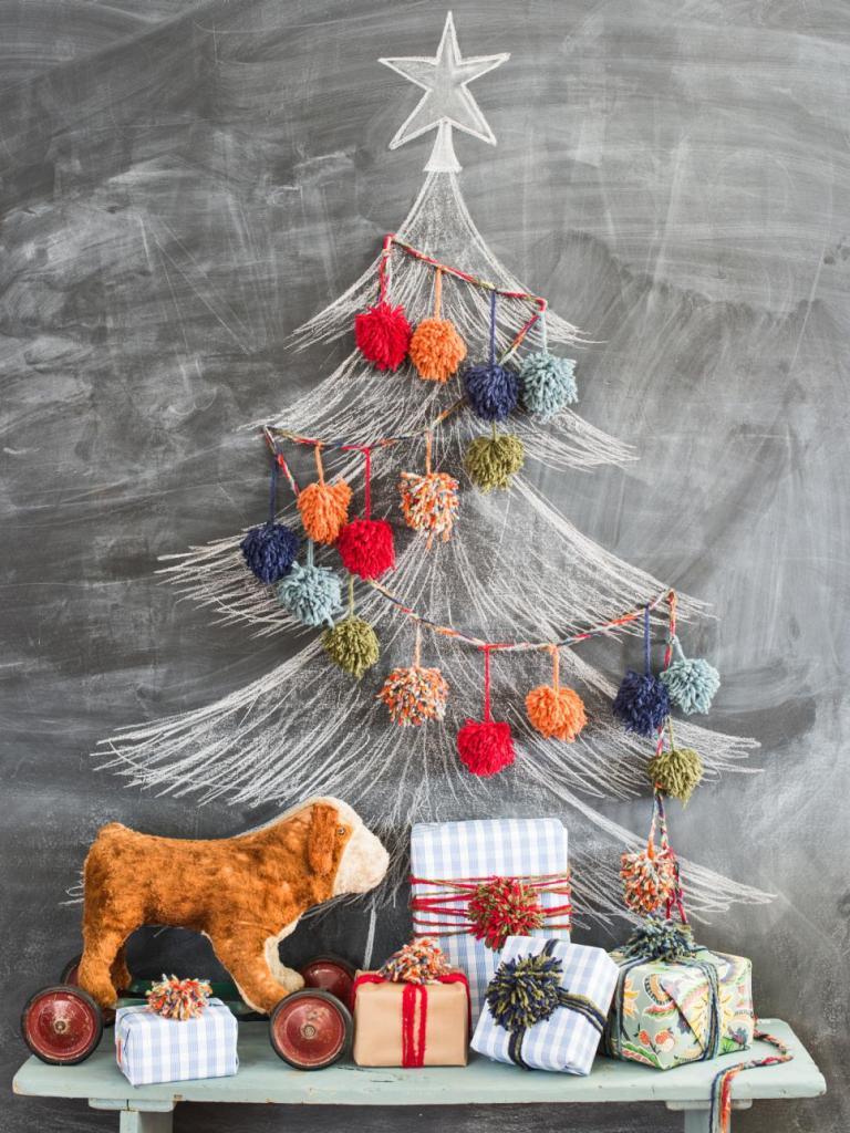 Handmade-Christmas-Decoration-Ideas-2017-20 67 Adorable Handmade Christmas Decoration Ideas 2018-2019