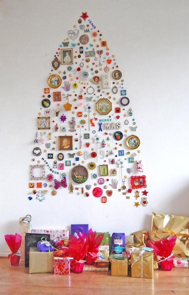 Handmade-Christmas-Decoration-Ideas-2017-21 67 Adorable Handmade Christmas Decoration Ideas 2018-2019