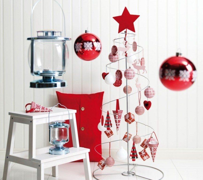 Handmade-Christmas-Decoration-Ideas-2017-27 67 Adorable Handmade Christmas Decoration Ideas 2018-2019