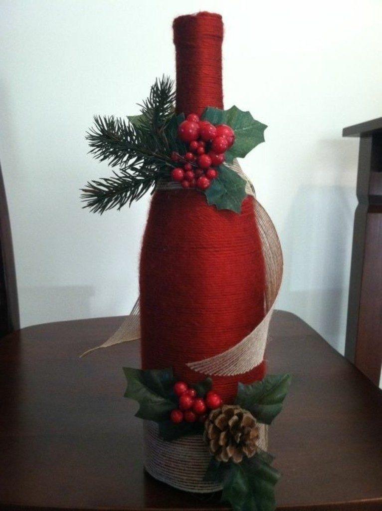 Handmade-Christmas-Decoration-Ideas-2017-3 67 Adorable Handmade Christmas Decoration Ideas 2020