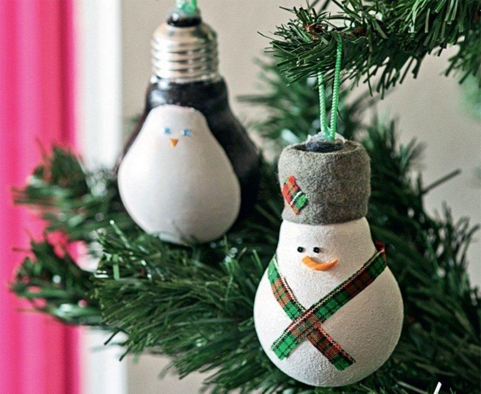 Handmade-Christmas-Decoration-Ideas-2017-33 67 Adorable Handmade Christmas Decoration Ideas 2018-2019