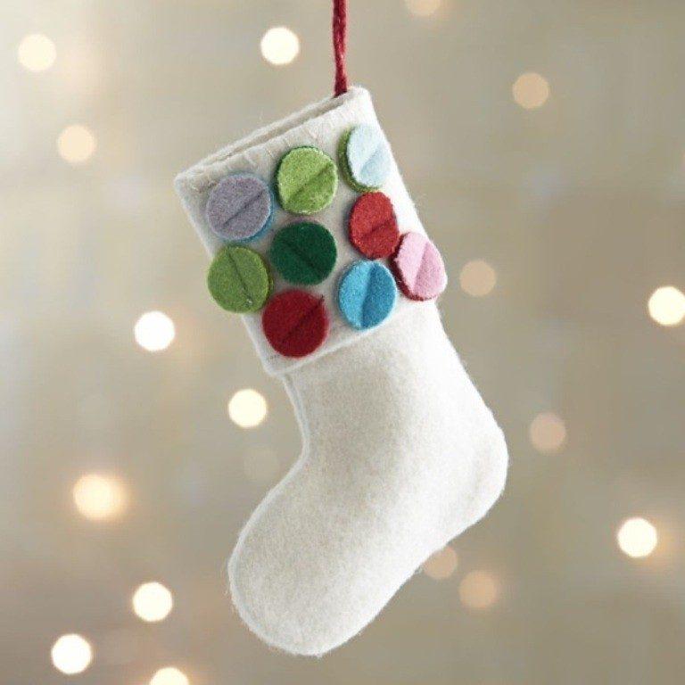 Handmade-Christmas-Decoration-Ideas-2017-37 67 Adorable Handmade Christmas Decoration Ideas 2020