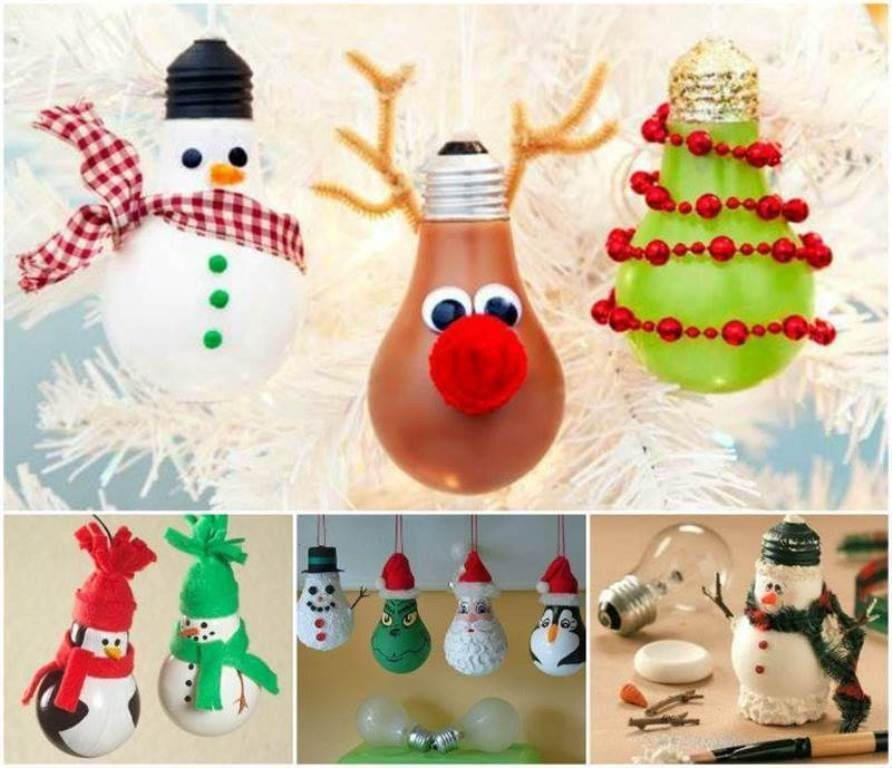 Handmade-Christmas-Decoration-Ideas-2017-38 67 Adorable Handmade Christmas Decoration Ideas 2018-2019