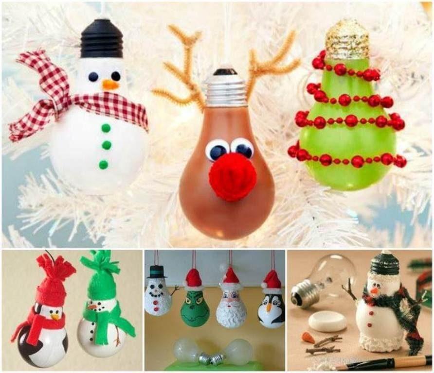 Handmade-Christmas-Decoration-Ideas-2017-38 67 Adorable Handmade Christmas Decoration Ideas 2018-2019