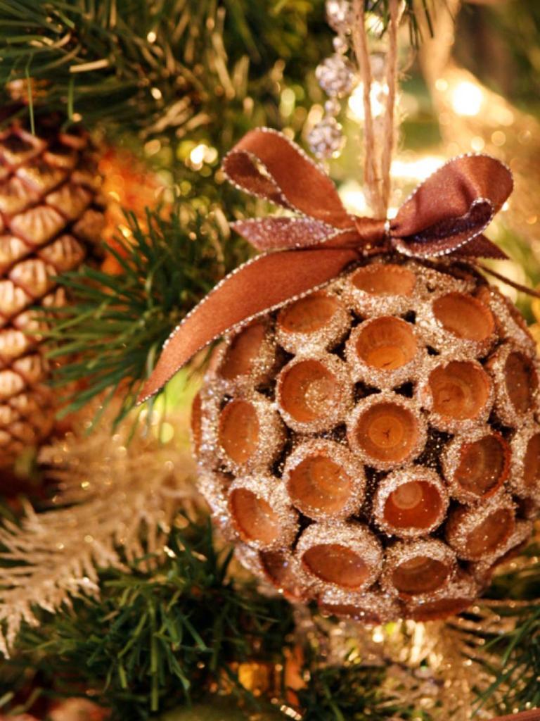 Handmade-Christmas-Decoration-Ideas-2017-39 67 Adorable Handmade Christmas Decoration Ideas 2018-2019