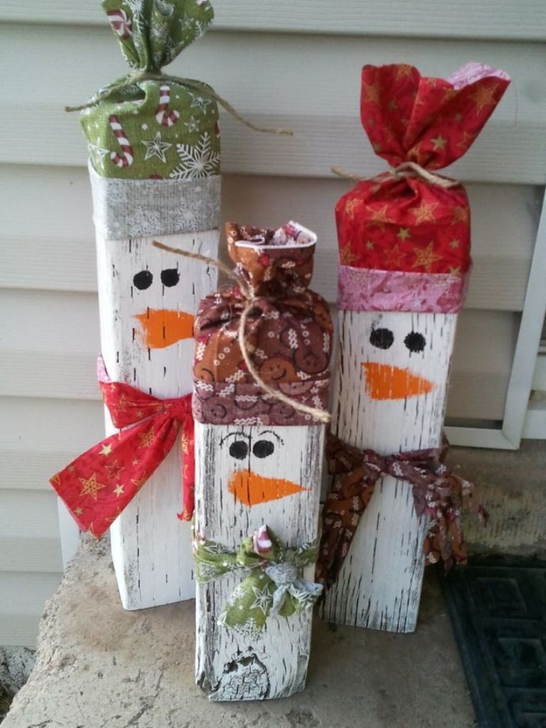 Handmade-Christmas-Decoration-Ideas-2017-40 67 Adorable Handmade Christmas Decoration Ideas 2020