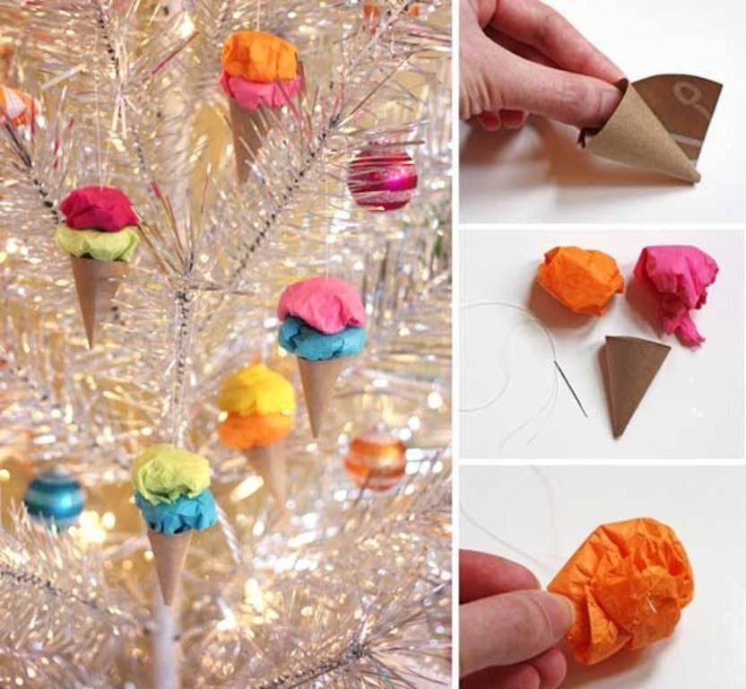 Handmade-Christmas-Decoration-Ideas-2017-41 67 Adorable Handmade Christmas Decoration Ideas 2018-2019
