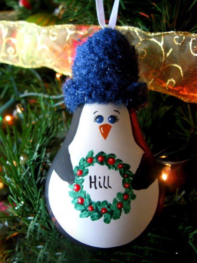 Handmade-Christmas-Decoration-Ideas-2017-43 67 Adorable Handmade Christmas Decoration Ideas 2020