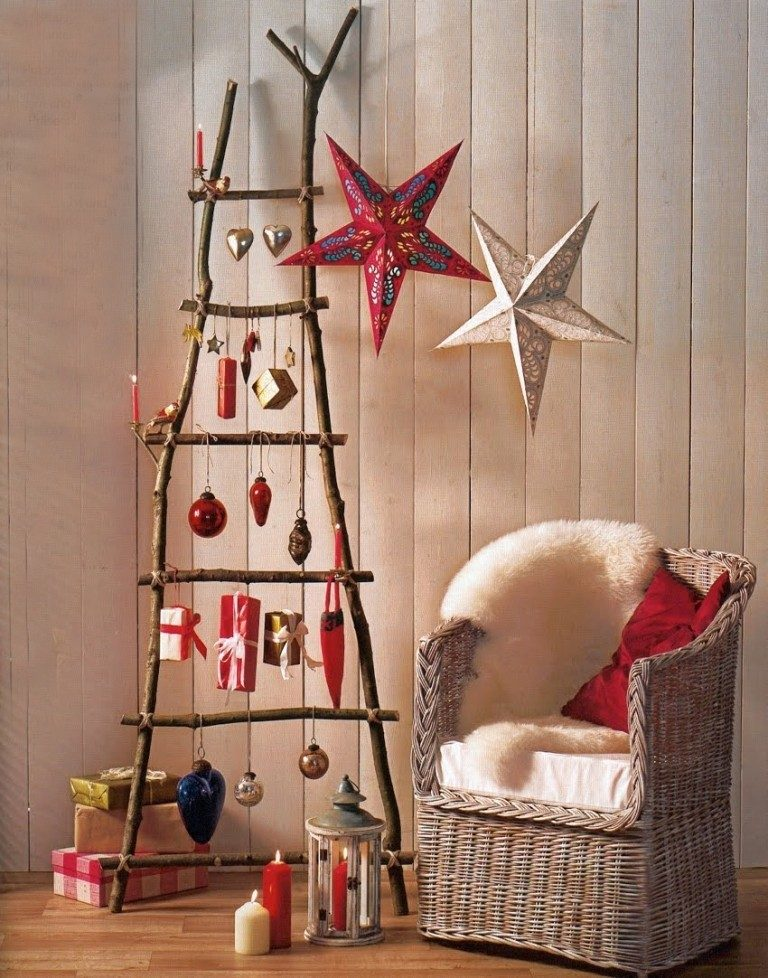 Handmade-Christmas-Decoration-Ideas-2017-5 67 Adorable Handmade Christmas Decoration Ideas 2018-2019