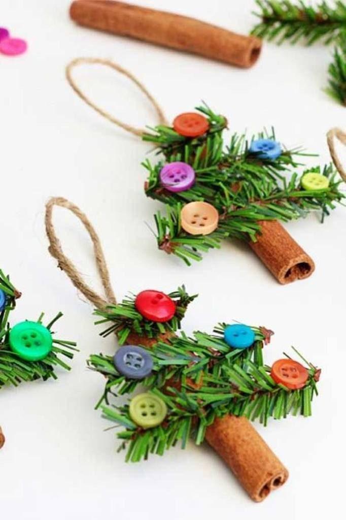 Handmade-Christmas-Decoration-Ideas-2017-50 67 Adorable Handmade Christmas Decoration Ideas 2018-2019