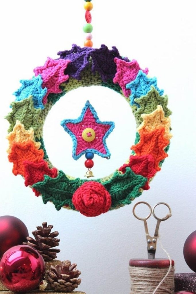 Handmade-Christmas-Decoration-Ideas-2017-51 67 Adorable Handmade Christmas Decoration Ideas 2020