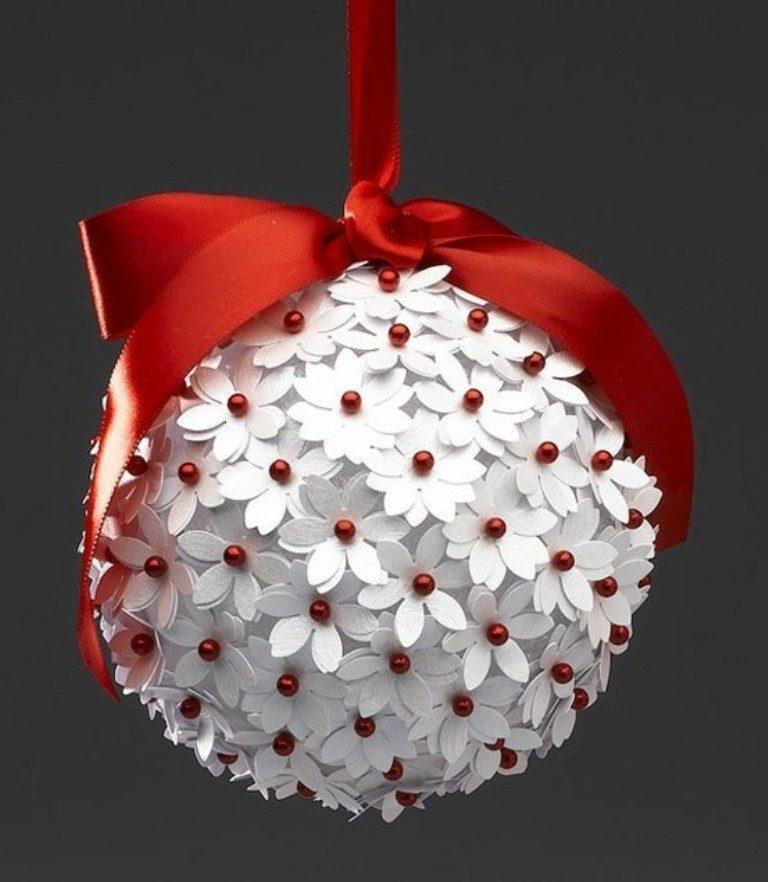 Handmade-Christmas-Decoration-Ideas-2017-52 67 Adorable Handmade Christmas Decoration Ideas 2020