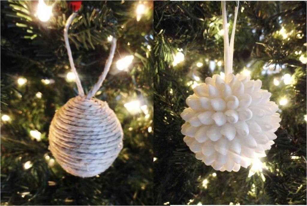 Handmade-Christmas-Decoration-Ideas-2017-56 67 Adorable Handmade Christmas Decoration Ideas 2020