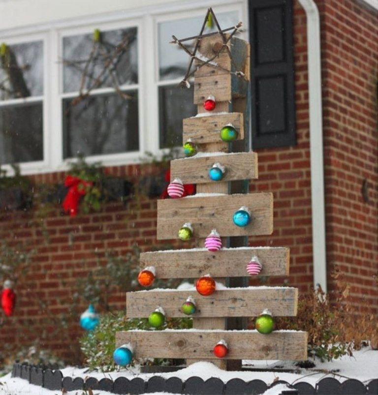 Handmade-Christmas-Decoration-Ideas-2017-59 67 Adorable Handmade Christmas Decoration Ideas 2018-2019