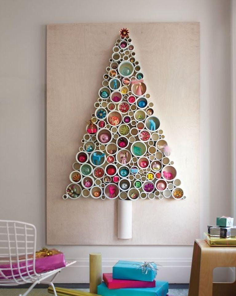Handmade-Christmas-Decoration-Ideas-2017-6 67 Adorable Handmade Christmas Decoration Ideas 2020