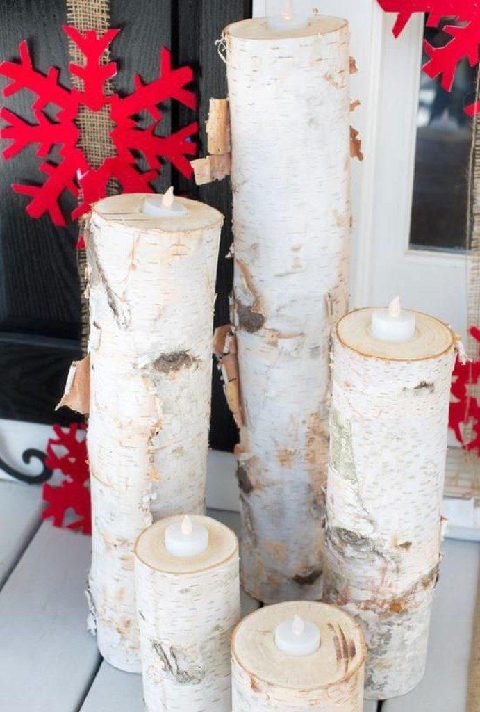 Handmade-Christmas-Decoration-Ideas-2017-60 67 Adorable Handmade Christmas Decoration Ideas 2018-2019