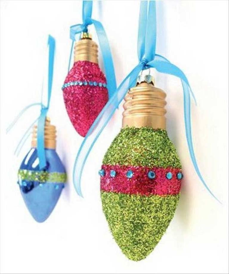 Handmade-Christmas-Decoration-Ideas-2017-65 67 Adorable Handmade Christmas Decoration Ideas 2020