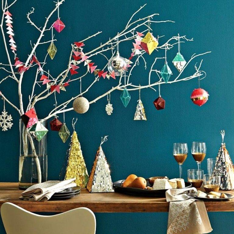 Handmade-Christmas-Decoration-Ideas-2017-7 67 Adorable Handmade Christmas Decoration Ideas 2018-2019